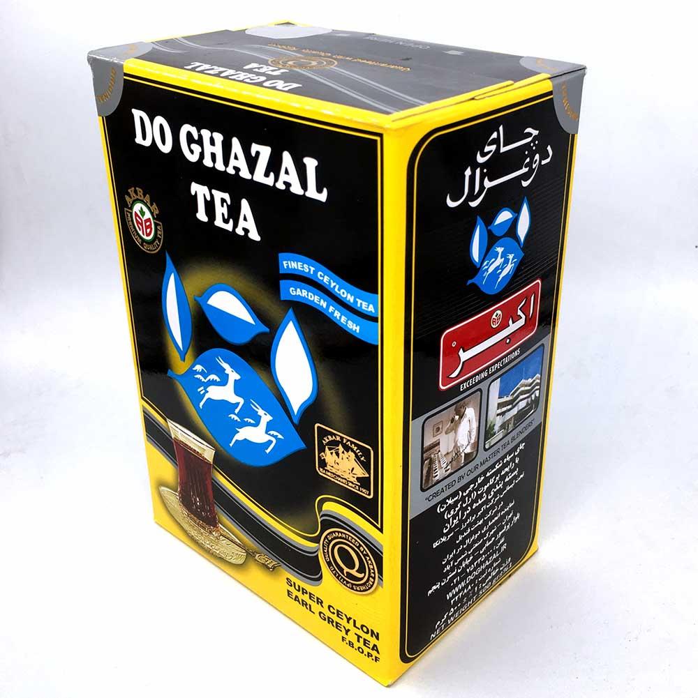 چای دوغزال سیاه ۵۰۰ گرمی (ارل گری)