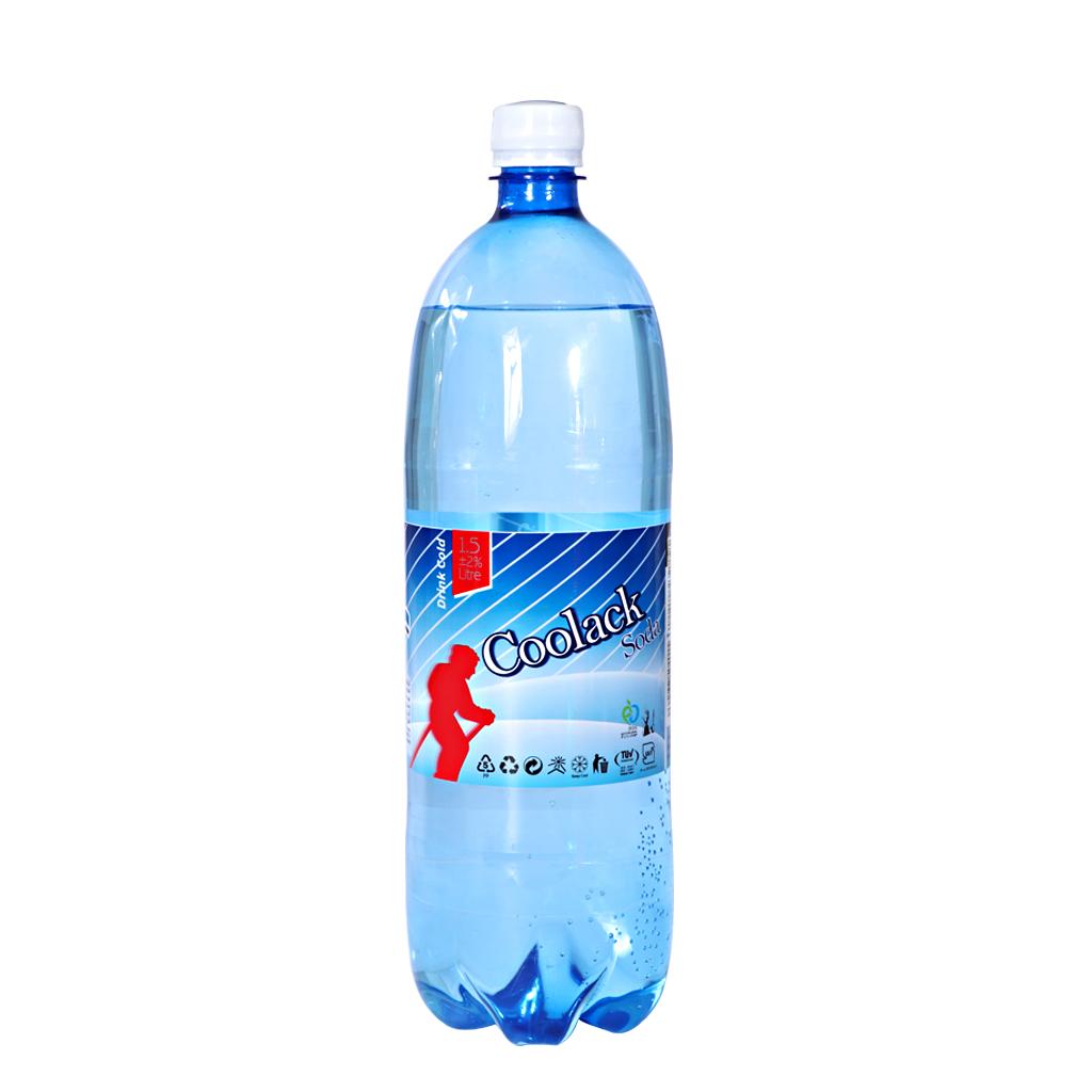 آب گازدار کولاک باکس ۱/۵ لیتری