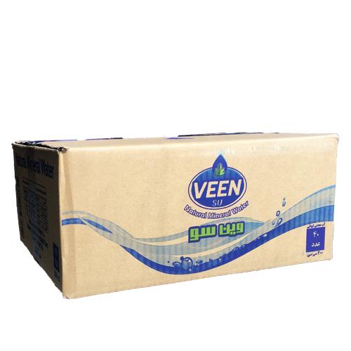 آب معدنی لیوانی وینسو ۲4۰ میلیلیتری