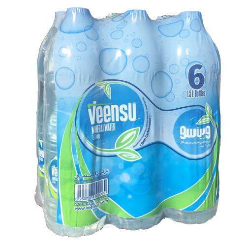 باکس آب معدنی وینسو ۱/۵ لیتری