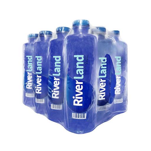 آب معدنی لوکس ریورلند باکس ۰/۵ لیتری Blue