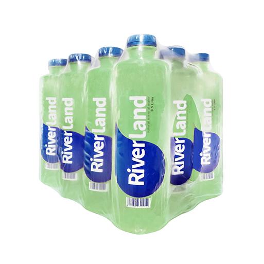 آب معدنی لوکس ریورلند باکس ۰/۵ لیتری Green