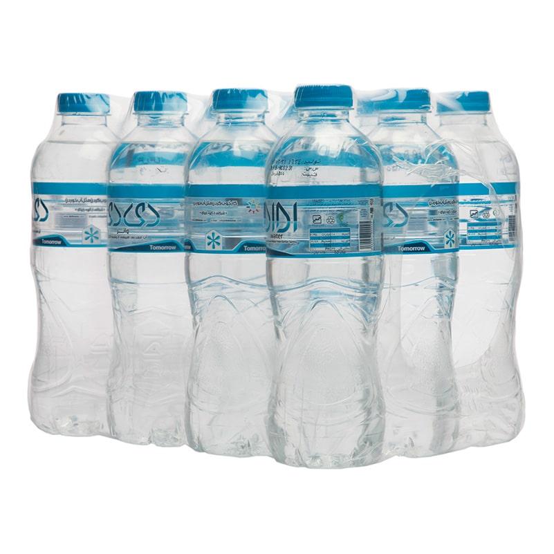 باکس آب معدنی دیدی 0/5 لیتری